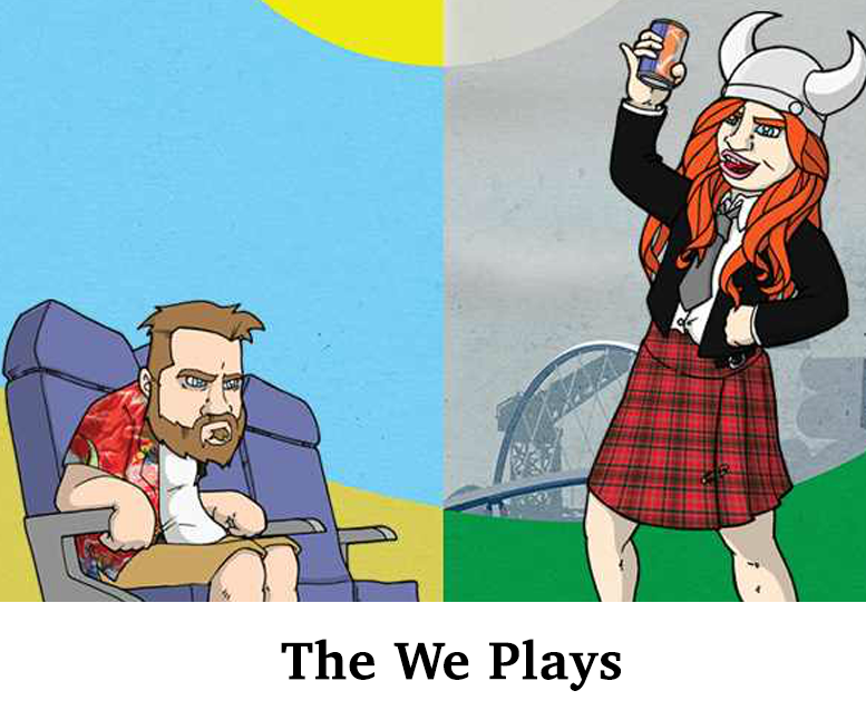 The We Plays